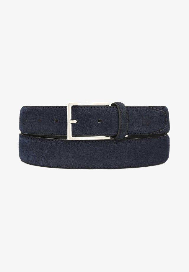 Bælter - navy blue