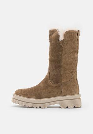 OSLO - Winter boots - kaki