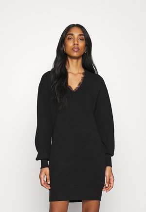 YASBRIDIE DRESS - Jumper dress - black