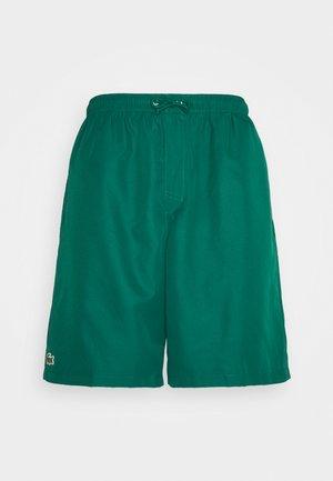 HERREN SHORT - Sports shorts - bottle green