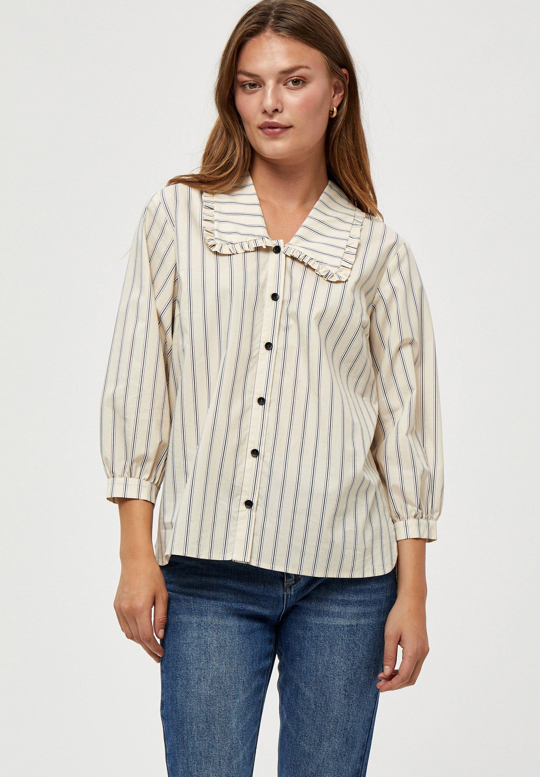 Donna JEDDY V NECK SHIRT - Camicia