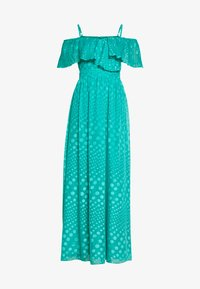 MAXI, SPOT CHIFFON - Maxi dress - aquatic jade