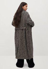 Mango - FOX - Classic coat - schwarz - 1