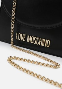 Love Moschino - EVENING BAG - Handbag - black - 4
