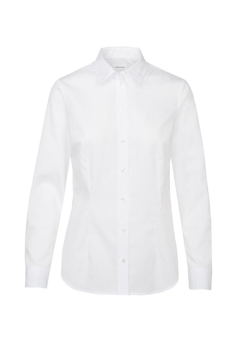 Seidensticker - Button-down blouse - weiss