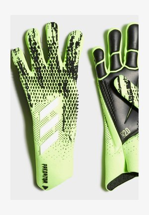 PREDATOR 20 PRO - Goalkeeping gloves - green