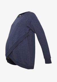 SYBIL - Sweatshirt - bluemarl