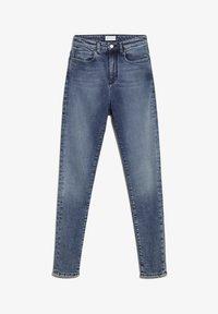 ARMEDANGELS - INGAA - Jeans Skinny Fit - stone wash - 5