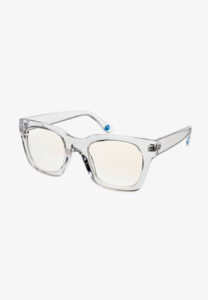 NOVA BLUE LIGHT GLASSES - Solglasögon - clear