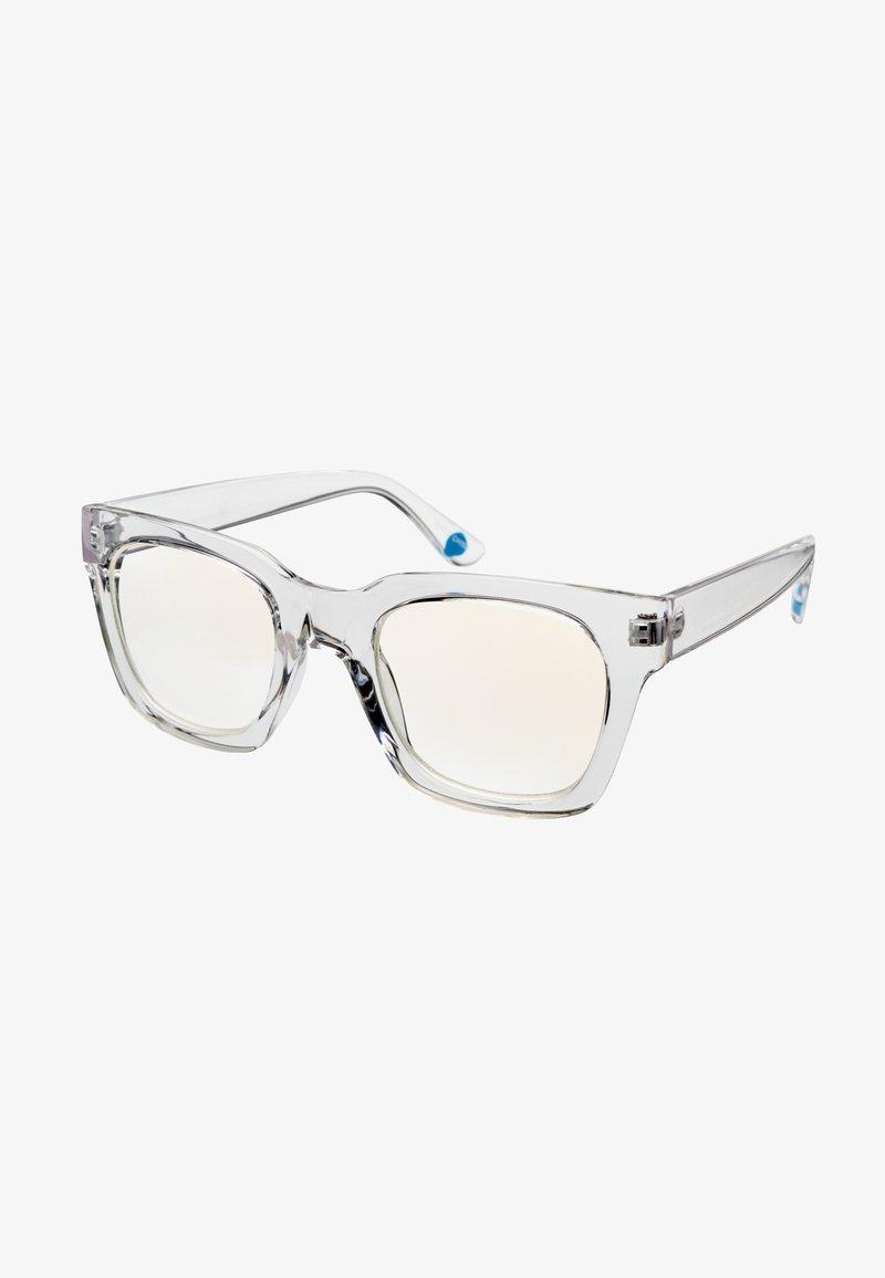 Icon Eyewear - NOVA BLUE LIGHT GLASSES - Glasögon som skyddar mot blått ljus - clear