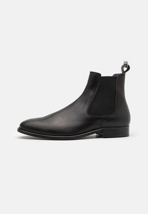 SAMUEL BOOT - Bottines - black