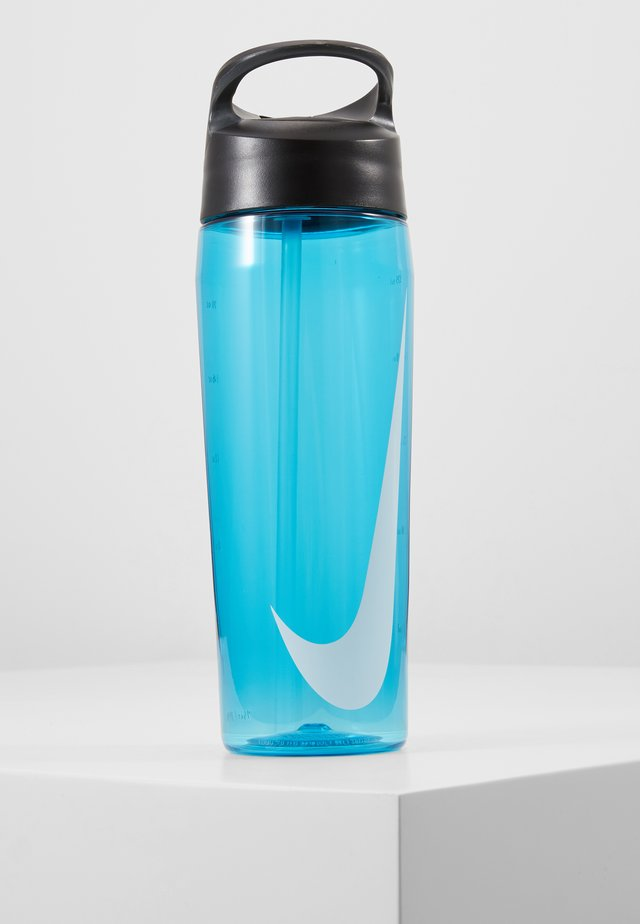 HYPERCHARGE STRAW BOTTLE 24 OZ/709ML - Trinkflasche - blue fury/anthracite/white
