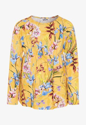 RINA - Long sleeved top - yellow