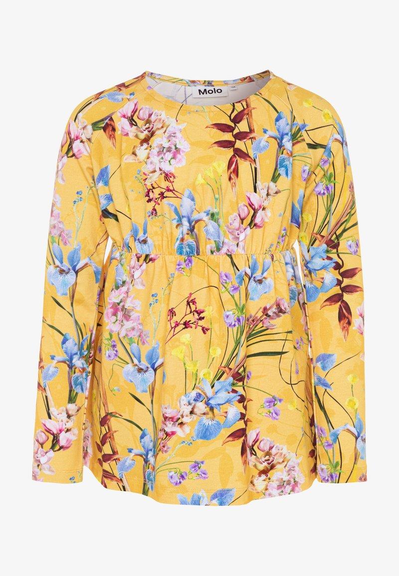 Molo - RINA - Long sleeved top - yellow