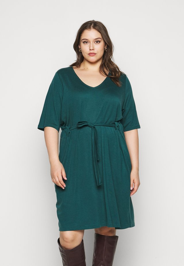 JRPAILIN SLEEVE DRESS  - Vardagsklänning - sea moss