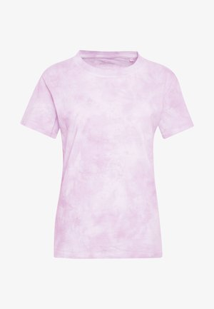 T-shirt imprimé - blurred berry
