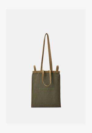 BERLIN BAG CLASSIC - Shoppingveske - militare/fango