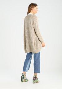 ICHI - OLANDA  - Cardigan - beige melange - 2