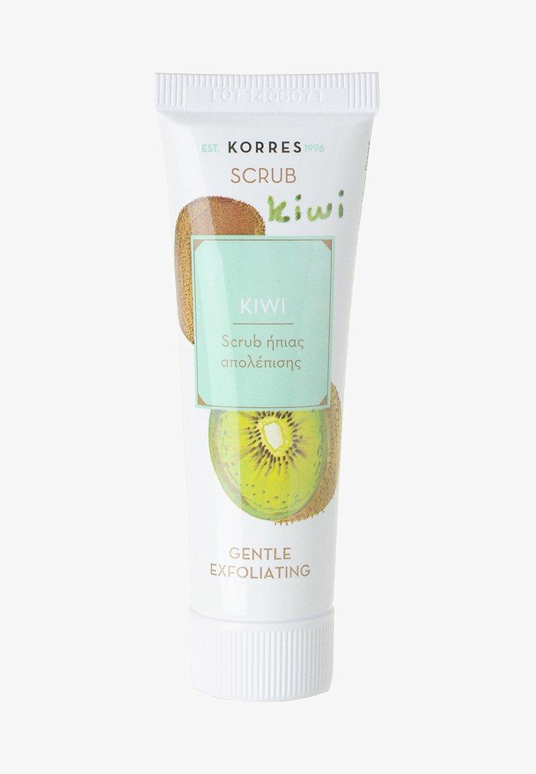Korres - KIWI MILD PEELING - Face scrub - -