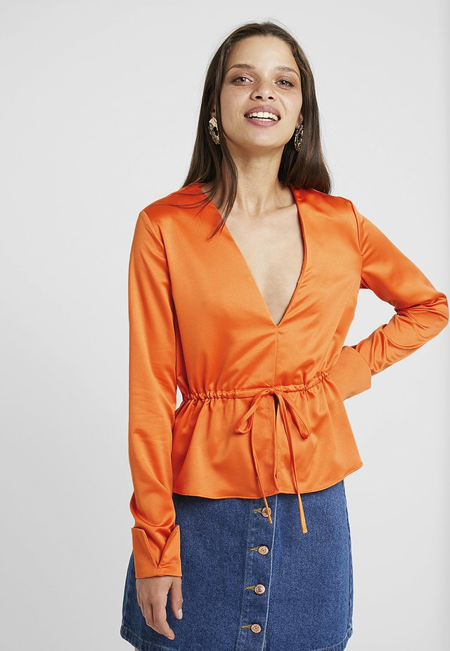 CELIA - Blouse - orange