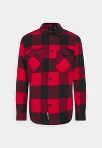 Only & Sons - ONSMILO LIFE HEAVY CHECK  - Skjorta - fiery red - 4