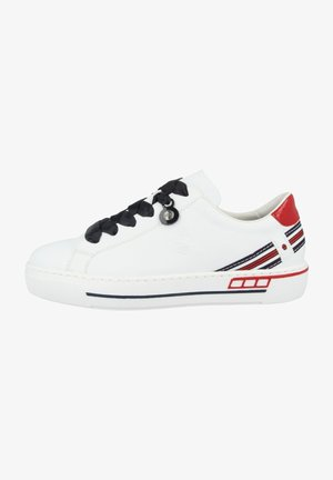 Trainers - white-flame-navy