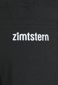 Zimtstern - PEDALZ PANTS MENS - Kalhoty - pirate black - 2