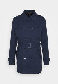 PALMER - Trenchcoat - navy blazer