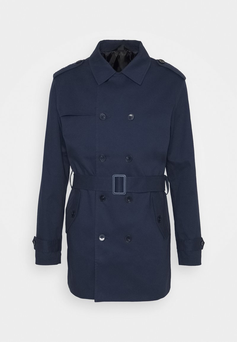 Jack & Jones PREMIUM - PALMER - Trenchcoat - navy blazer