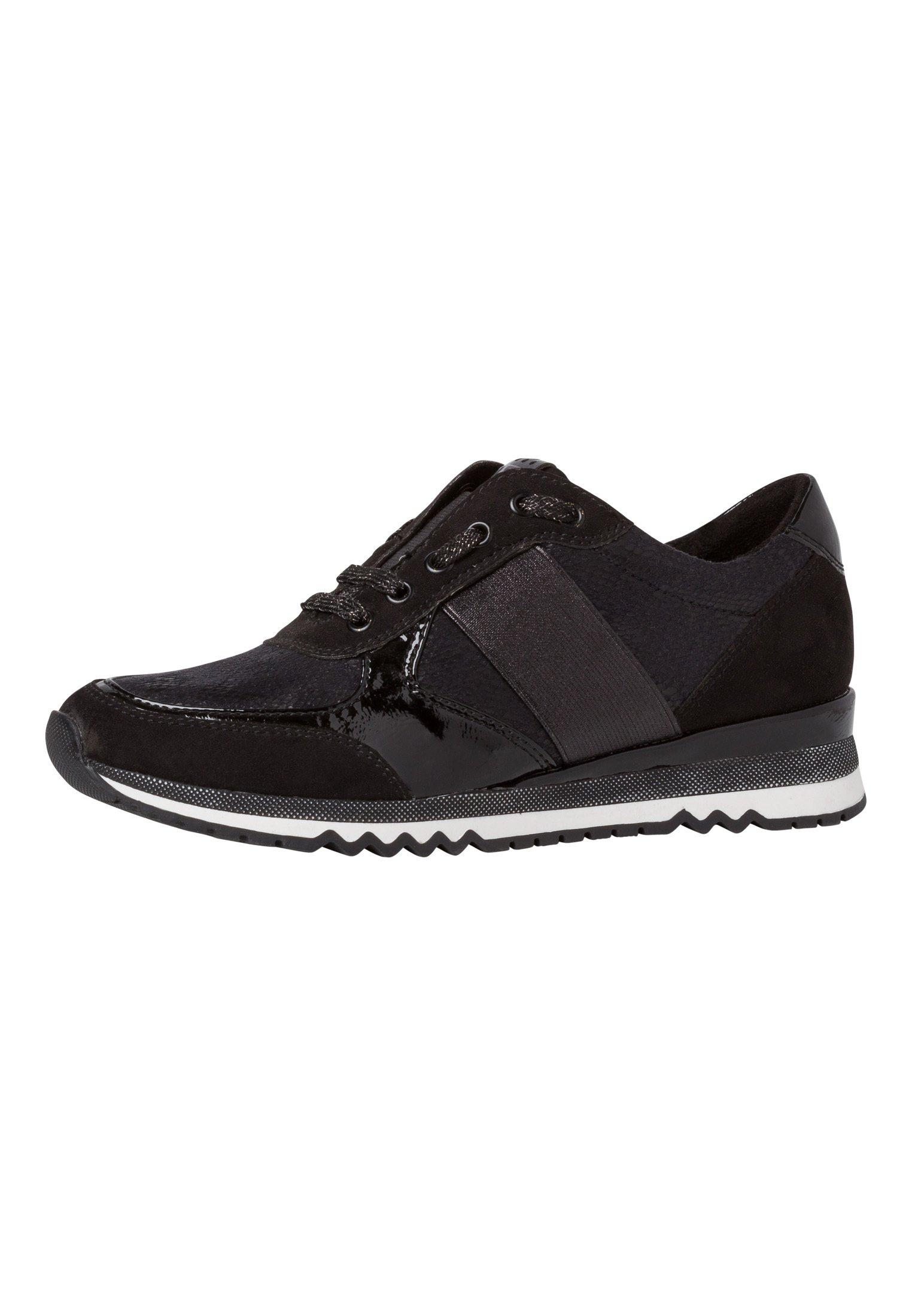 Marco Tozzi Sneakers - Black Met.comb