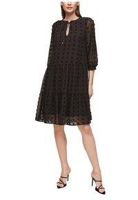 s.Oliver BLACK LABEL - Day dress - black - 3