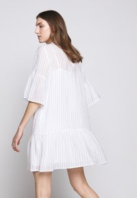 Bruuns Bazaar - VICKIE BALLY DRESS - Shirt dress - dream blue/white - 3