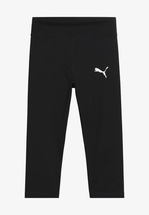 ACTIVE 3/4 - 3/4 sports trousers - black