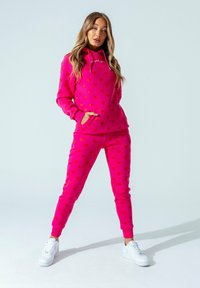 Hype - Tracksuit bottoms - pink - 1