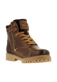 Bullboxer - Lace-up ankle boots - brown - 5