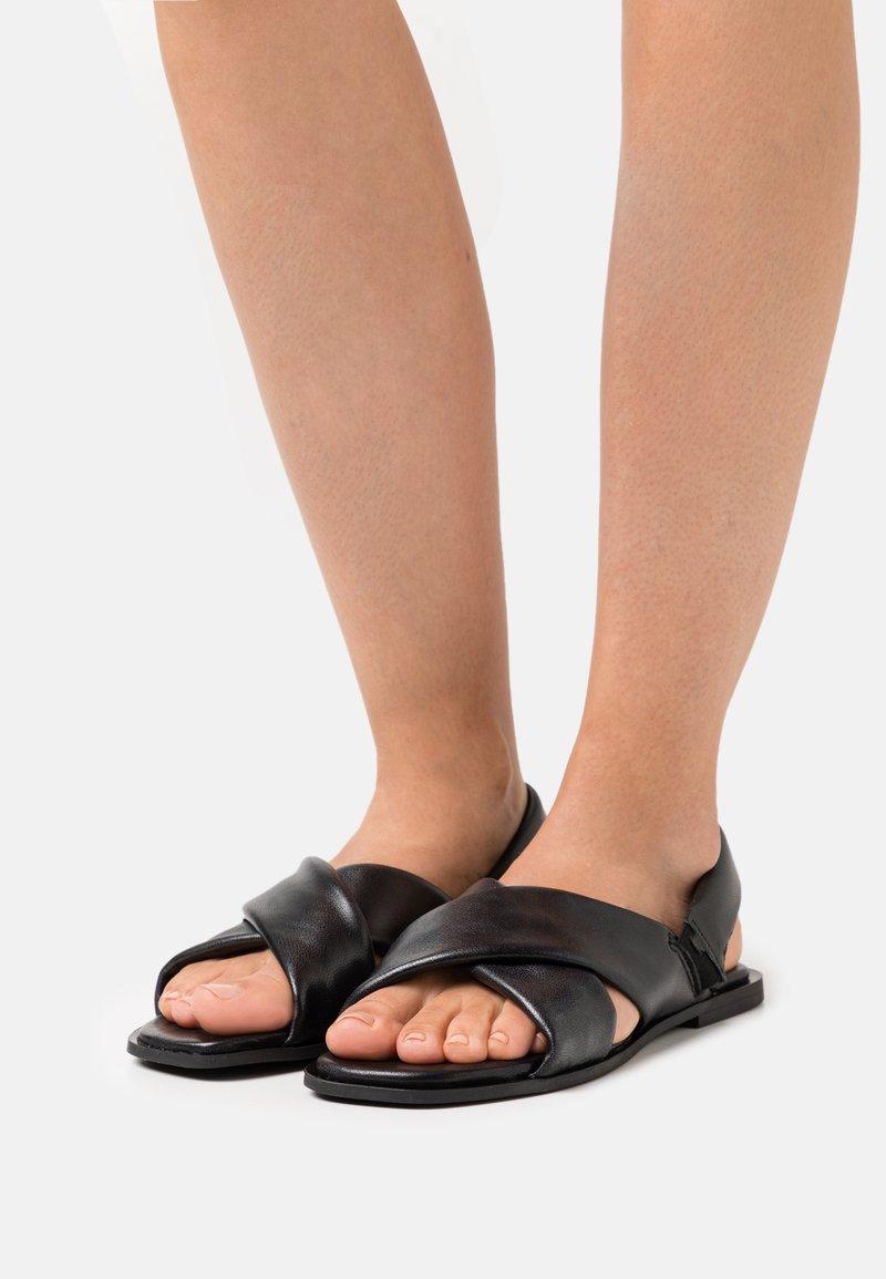 Tamaris - Sandals - black
