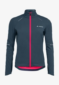 Vaude - RESCA - Soft shell jacket - steelblue - 0