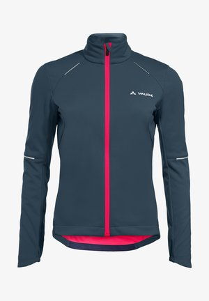 RESCA - Soft shell jacket - steelblue