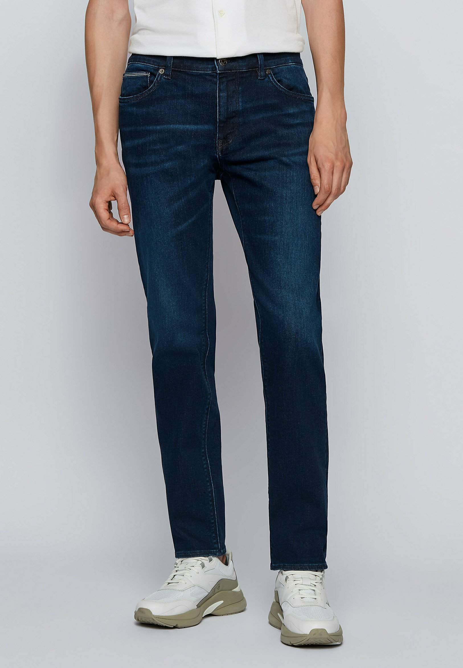 Men MAINE - Jeans Tapered Fit