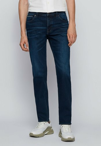 MAINE - Jeans Tapered Fit - dark blue