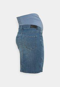 Noppies - ERIE - Spódnica jeansowa - aged blue - 1