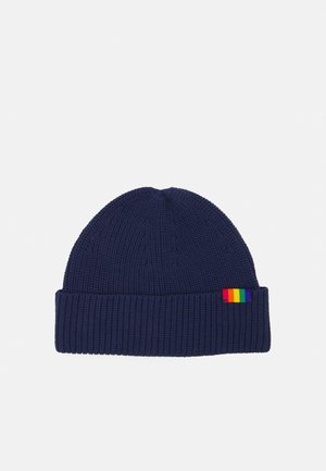 WE ARE ONE BEANIE - Čepice - navy