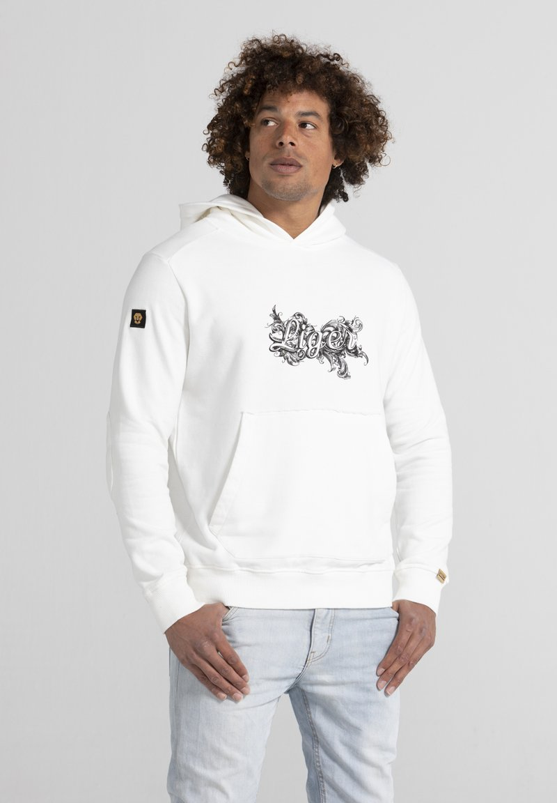 Liger - LIMITED TO 360 PIECES - Hoodie - white