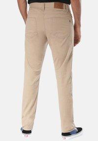 Rusty - Straight leg jeans - Beige - 1