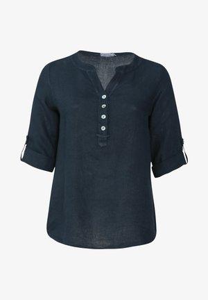 Long sleeved top - marine