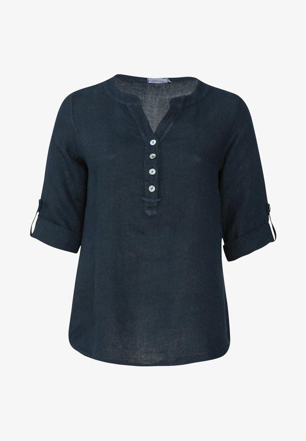 Paprika Bluzka z długim rękawem - marine/niebieski LFIA
