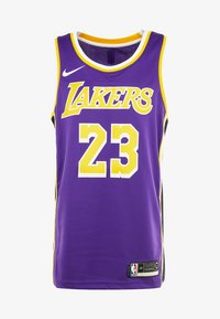 Nike Performance - NBA LA LAKERS LEBRON JAMES SWINGMAN - Klubbkläder - purple - 4