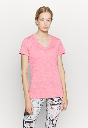TECH TWIST - Sports shirt - pink lemonade