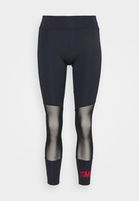Tommy Hilfiger - FULL LENGTH  - Tights - blue - 3