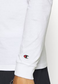 Champion - LEGACY CREWNECK LONG SLEEVE - Top s dlouhým rukávem - white - 5